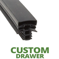 Profile 895 - Custom Drawer Gasket