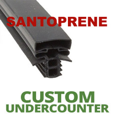 Profile 896 - Custom Undercounter Door Gasket