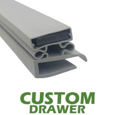 Profile 500 - Custom Drawer Gasket