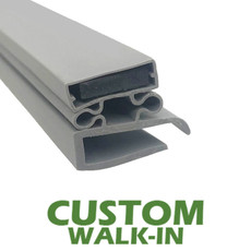 Profile 500 - Custom Walk-in Door Gasket
