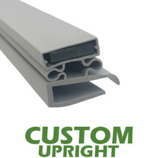 Profile 500 - Custom Upright Door Gasket