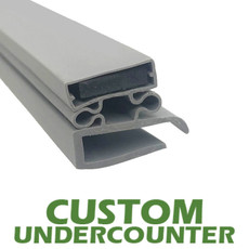 Profile 500 - Custom Undercounter Door Gasket
