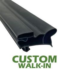 Profile 5009 - Custom Walk-in Door Gasket