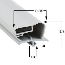 712-012D-37 - 12 7/8 x 21 1/8