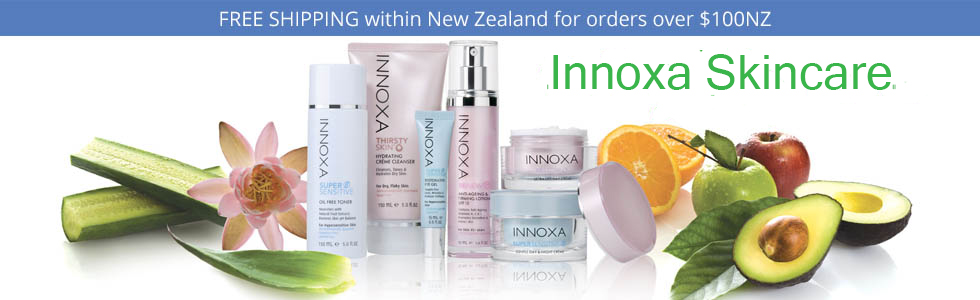 Innoxa Skincare Free shipping within NZ on orders over $100