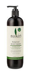 Sukin Botanical Body Wash 500ml Pump