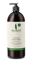 Sukin Hand Wash 1L Pump