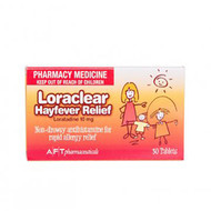 Loraclear 10mg 30 Tablets
