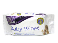 Rite Aid Extra Thick Baby Wipes 80s