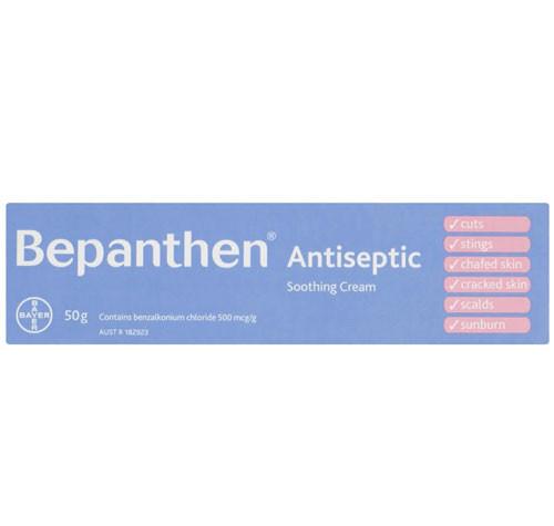 Bepanthen Antisceptic Cream 50g