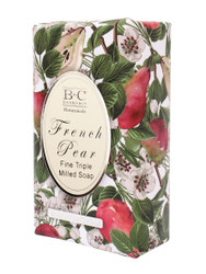 French Pear Soap 200g