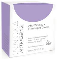 Innoxa Anti-Ageing Anti-Wrinkle & Firm Night Cream 50ml