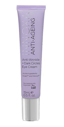 Innoxa Anti-Ageing Anti-Wrinkle + Dark Circles Eye Cream 15ml