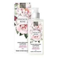 French Rose Hand & Body Lotion 300ml