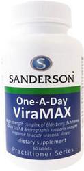 Sandersons ViraMAX 60 Tablets