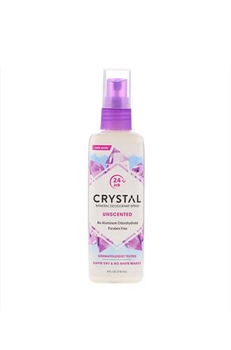 Crystal Mineral Deodorant Spray 118ml