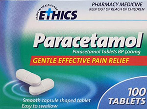 Ethics Paracetamol 100 Tablets