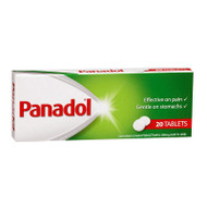 Panadol 20 Tablets
