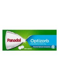 Panadol Optizorb 100 Tablets