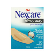 Nexcare™ Heavy Duty Fabric Bandages One Size, 30 pack