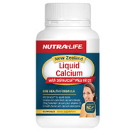 Nutra-Life New Zealand Liquid Calcium With StimuCal Plus Vitamin D3