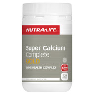 Nutra- Life Super Calcium Complete GOLD, 120 Tablets