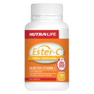 Nutra-Life Ester-C® 1000mg + Bioflavonoids, 100 Tablets