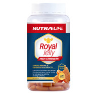Nutra-Life Royal Jelly High Strength Capsules