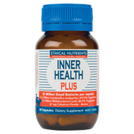 Ethical Nutrients Inner Health Plus, 30 Capsules