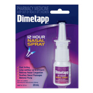 Dimetapp 12 Hour Nasal Spray, 20ml