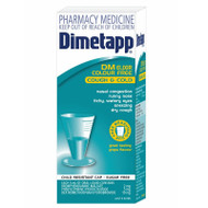 Dimetapp DM Colour Free Cold/Cough Elixir, 200ml