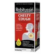 Robitussin Chesty Cough, 200ml