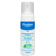 Mustela Foaming Shampoo for Newborns 150ml