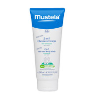 Mustela Bebe 2 in 1 Hair & Body Shampoo 200ml
