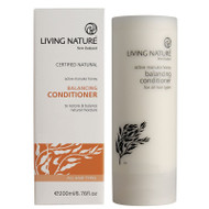Living Nature Balancing Conditioner 200ml
