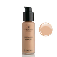 Living Nature Foundation Pure Beige