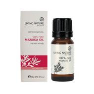 Living Nature 100% Manuka Oil 10ml