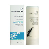 Living Nature Nourishing Hand Cream 50ml