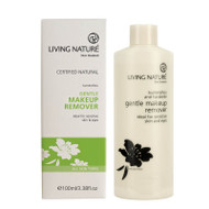 Living Nature Gentle Makeup Remover 100ml