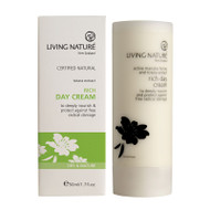 Living Nature Rich Day Cream, 50ml