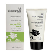 Living Nature Ultra Nourishing Mask 50ml