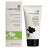Living Nature 75ml Skin Revive Exfoliant