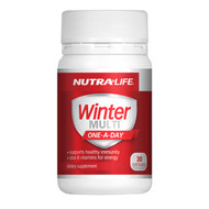 Nutra Life Winter Multi One A Day, 30 Capsules