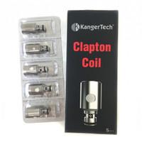 Kanger SSOCC .5 clapton coils