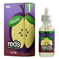 7 daze reds apple ejuice grape