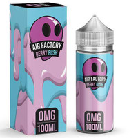 Air Factory Berry Rush 100mL Vape Shop Crystal Lake IL
