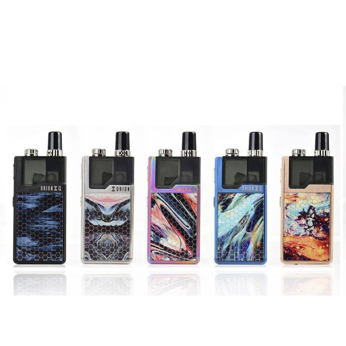 Lost Vape Orion Q resin