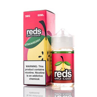 Reds Strawberry Eliquid Ice Vape Shop Crystal Lake IL