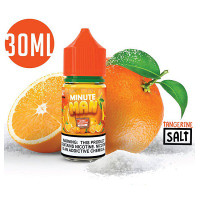 Minute Man Tangerine Salts Vape Shop Crystal Lake IL