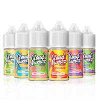 Cloud Nurdz Salt E-Liquid Vape Shop Crystal Lake, IL